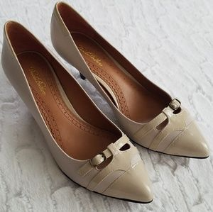 Brooks Brothers Leather Heels